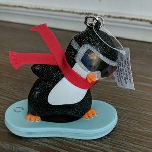 Bath and Body Works penguin PocketBac holder